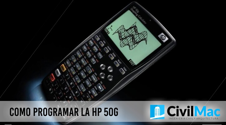 COMO PROGRAMAR LA HP 50G