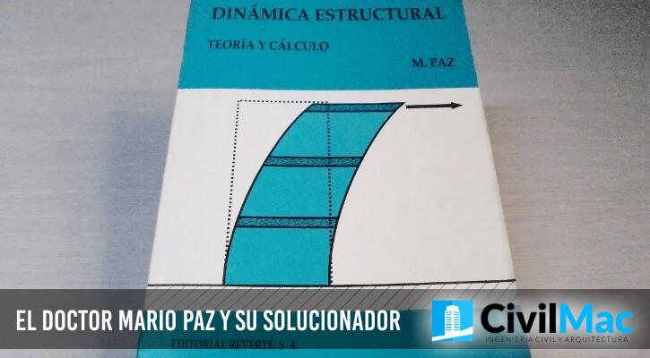 EL DOCTOR MARIO PAZ Y SU SOLUCIONADOR