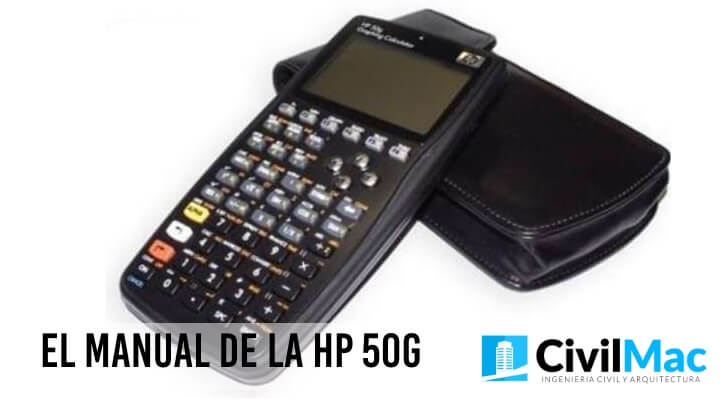 EL MANUAL DE LA HP 50G