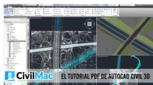 EL TUTORIAL PDF DE AUTOCAD CIVIL 3D