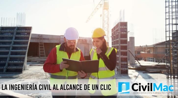LA INGENIERÍA CIVIL AL ALCANCE DE UN CLIC