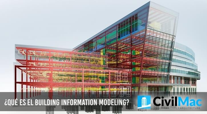 ¿Qué es el Building information modeling?