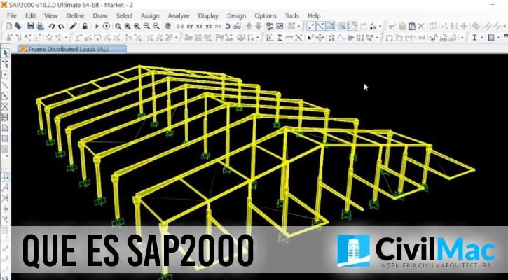 Que es SAP2000